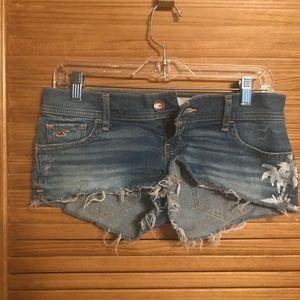 Palm tree shorts